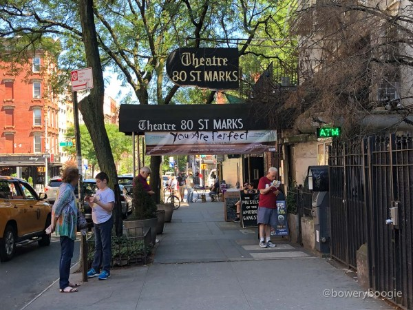 Feltman Hot Dogs Outgrows Space Theatre 80 Leaves St. Mark Bowery Boogie