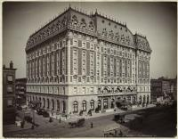 A trip to Times Square 1904: The Hotel Astor arrives - The ...