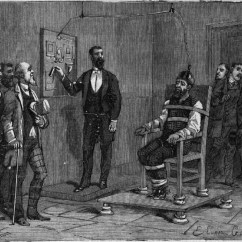 Electric Chair Was Invented By Cover Hire In Croydon Prisons Archives The Bowery Boys New York City History