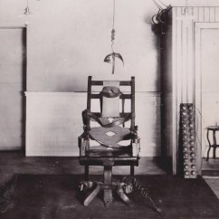 Electric Chair Was Invented By Revolving Blue This Morbid Invention The Terrible Story Of First