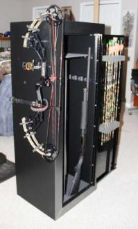 Gear Review: Buck Commander Gun/Bow Cabinet