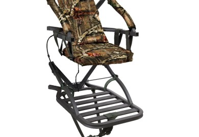 2014 Summit Climbing Treestand Overview Bow Hunting Maryland