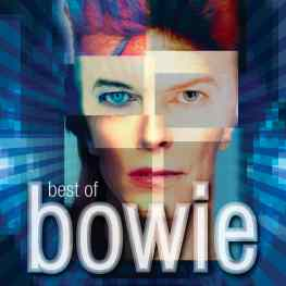 Best Of Bowie (2002) cover artwork