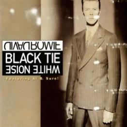 Black Tie White Noise single