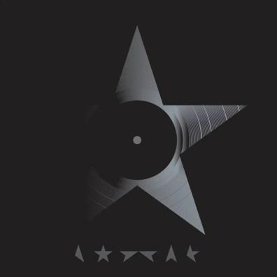 David Bowie –Blackstar vinyl