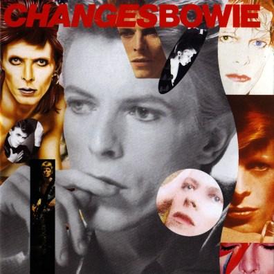 ChangesBowie album cover artwork
