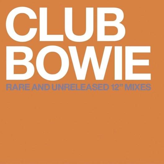 Club Bowie album cover