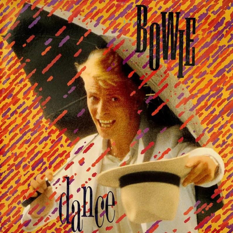 Dance album cover