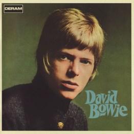 David Bowie –Deram debut album cover, 1967