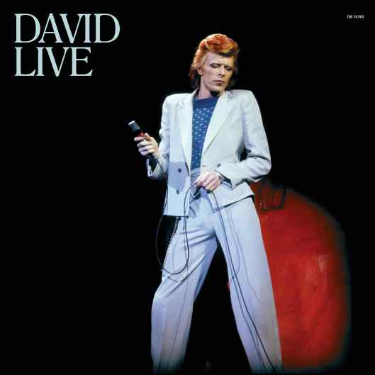 David Live (2005 remix) cover artwork
