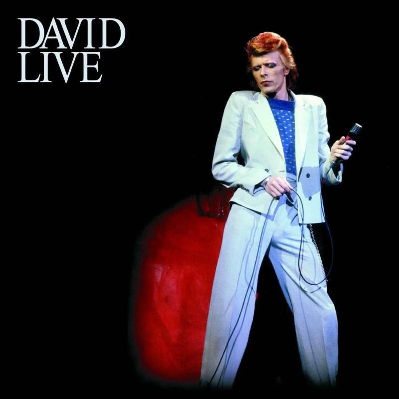 David Live album cover