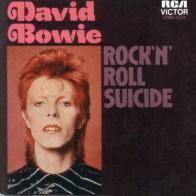 Rock 'N' Roll Suicide single –France