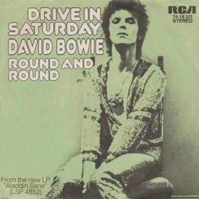 Drive-In Saturday single –Germany