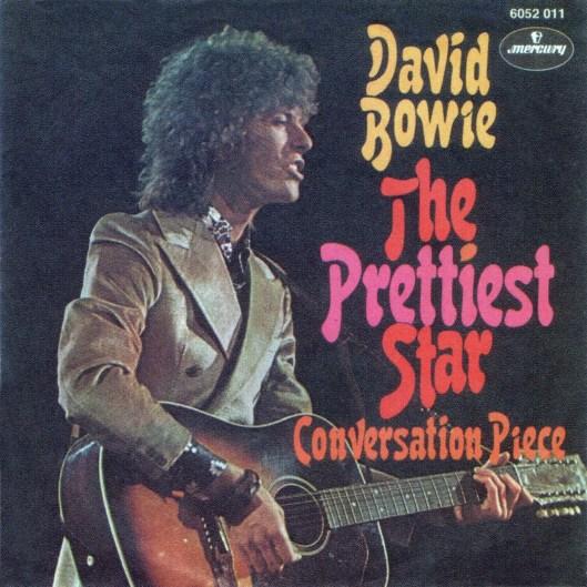 The Prettiest Star single –Germany