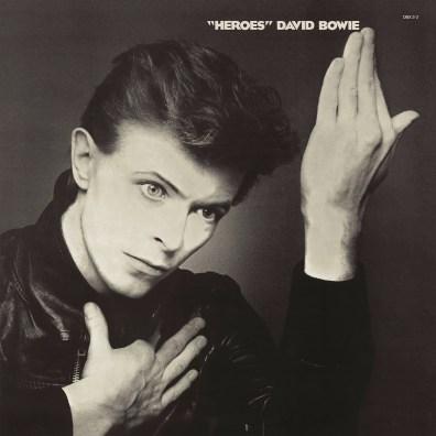 """Heroes"" album cover"