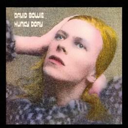 Hunky Dory album cover