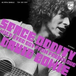 Space Oddity single –Italy/Holland