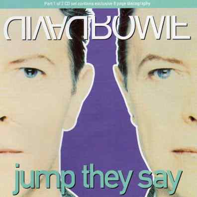 Jump They Say CD single –part 1