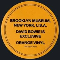 David Bowie –Live In Berlin (1978) cover sticker