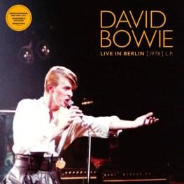 Live In Berlin (1978) album cover
