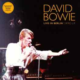 Live In Berlin (1978) album cover