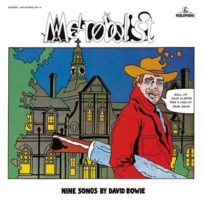 Metrobolist (2020)album cover artwork
