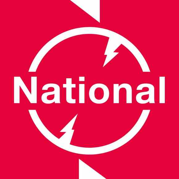 National (Panasonic) logo
