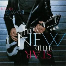 David Bowie –New Killer Star single cover