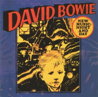 New Music: Night And Day–unused artwork for David Bowie's Low album