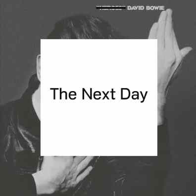 The Next Day album cover