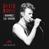 David Bowie–Ouvrez Le Chien (Live Dallas 95) cover artwork