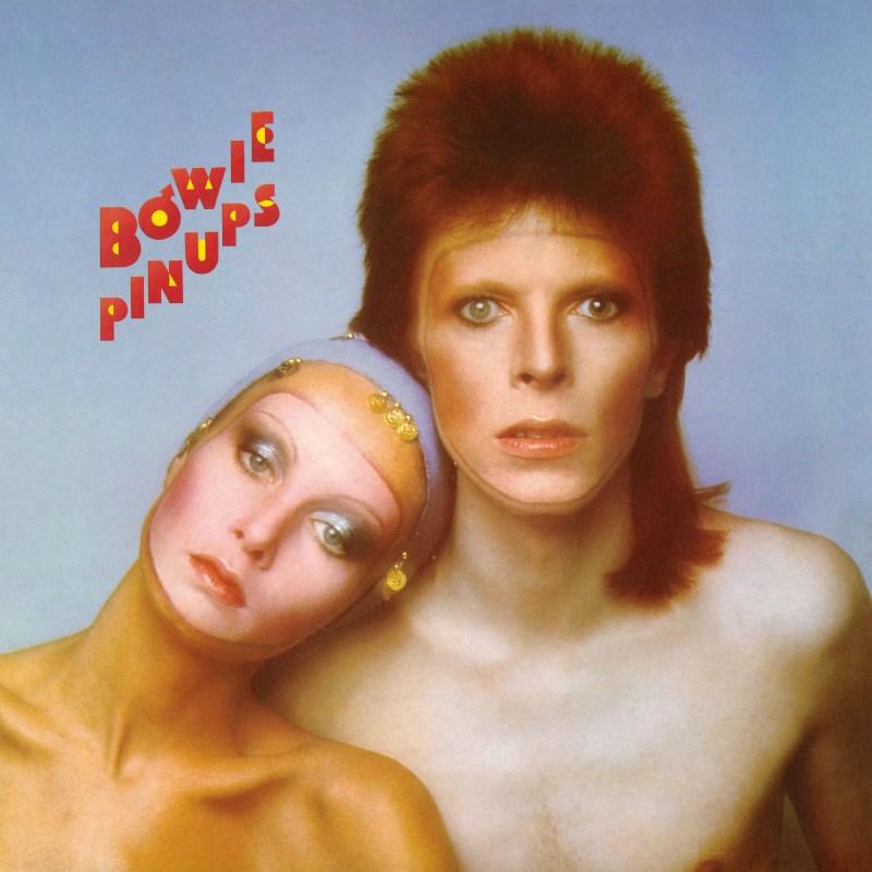 Pin Ups album cover