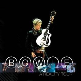 A Reality Tour album cover