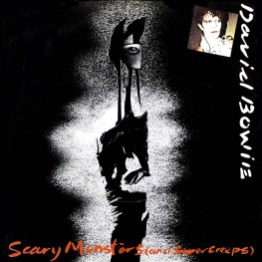 Scary Monsters (And Super Creeps) single