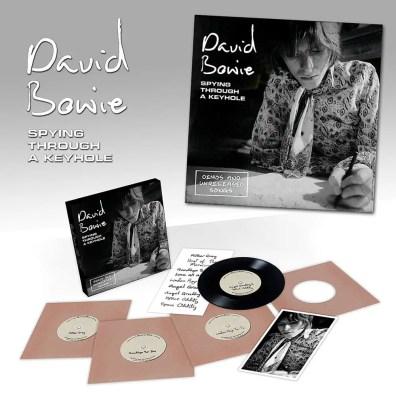David Bowie –Spying Through A Keyhole box set