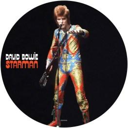 Starman picture disc single (Record Store Day 2012)