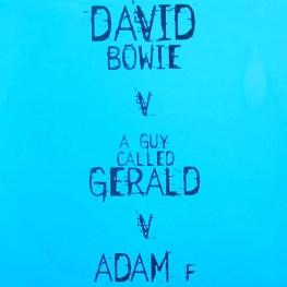 Telling Lies single –David Bowie v A Guy Called Gerald v Adam F