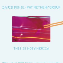 This Is Not America 12″ single