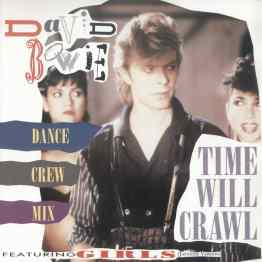 Time Will Crawl (Dance Crew Mix) cover artwork