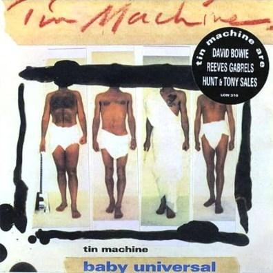 Baby Universal single (Tin Machine)