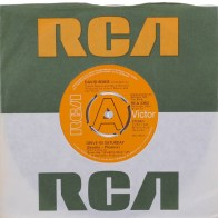 Drive-In Saturday single –United Kingdom