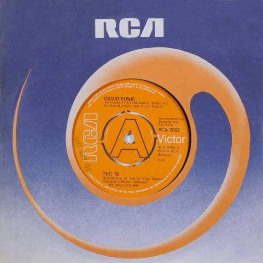 TVC 15 single –United Kingdom