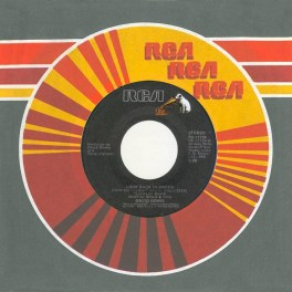 Look Back In Anger single –USA