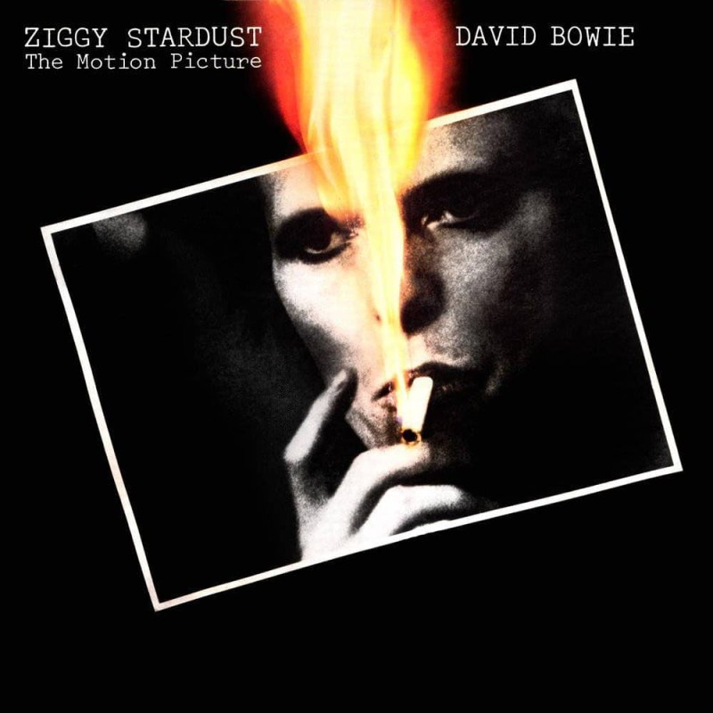 Ziggy Stardust –The Motion Picture album cover