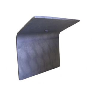What could cause your baffle plate to warp and bend?