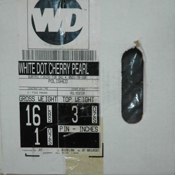Cherry WD b 3