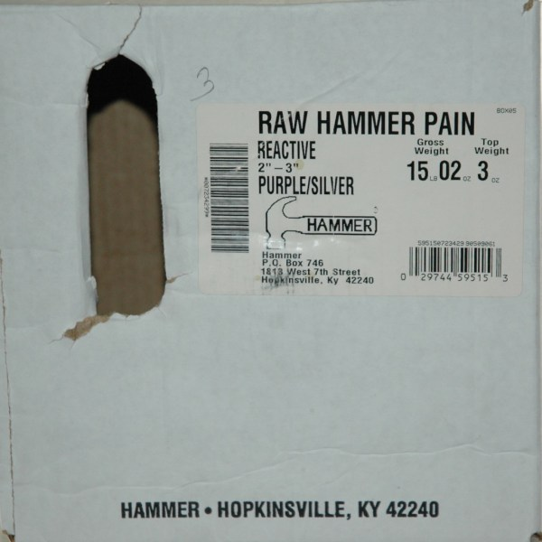 Raw Hammer Pain 4
