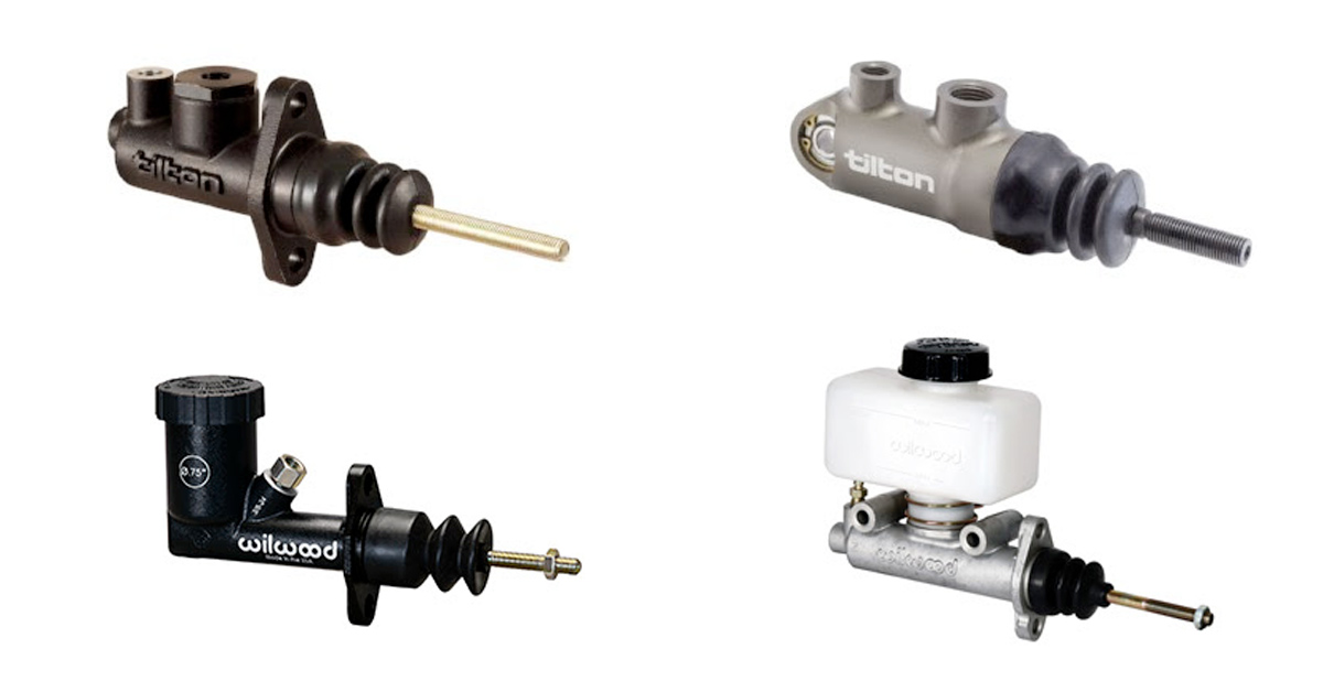 Getting Your Clutch Juiced: The Basic Hydraulic Clutch Set