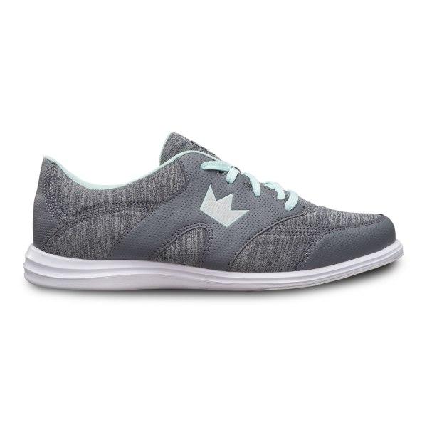 Brunswick Karma Sport Grey Mint Women' Bowling Shoes