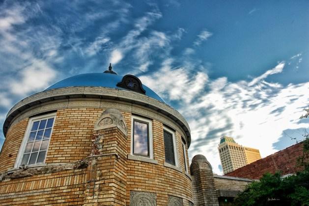 Tulsa Blue Dome on Rt 66